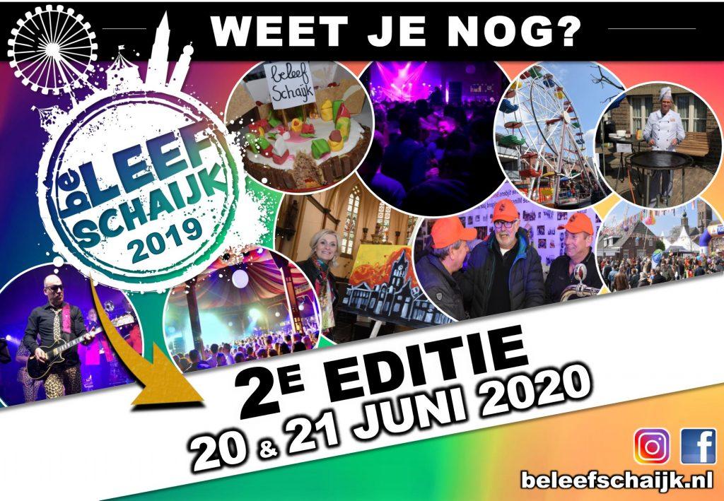 Nieuwe website Beleef Schaijk